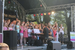 OTMB at Bristol Harbour Festival 2012