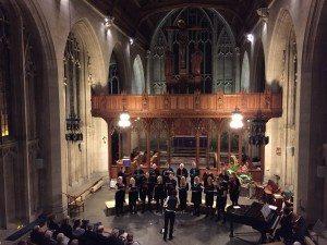 Out There Music Bristol Chamber Choir Christmas Concert