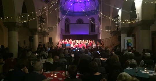 Out There Music Bristol Winter Show – January 14th, 2017