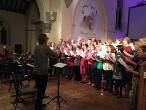 Out There Music North Bristol Community Choir Christmas Concert