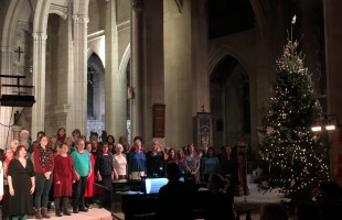 Two Wonderful OTM Bristol Christmas Concerts in Two Days