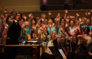 Out There Music Bristol Summer Concert, 22nd May 2016