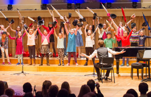 Happy New Home, OTMB Children's Choir has moved!