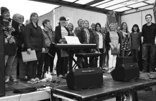 OTM South Bristol Choir at the Totterdown Music Festival