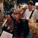 Out There Music North Bristol Choir Christmas Singing December 2016