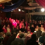 Out There Music Bristol Christmas Show December 2016