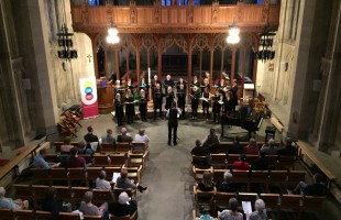 OTM Bristol Chamber Choir Spring Concert, Saturday 1st April, 2017